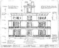 Watertown Octagon House-elevation.png