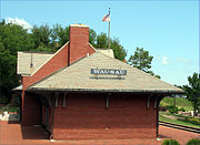 Wausau-station-mountain