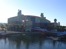 Walt Disney World Swan Wikipedia