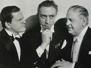 Thurston Hall American actor