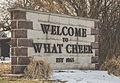 Welcome to What Cheer, Iowa (23977534623).jpg