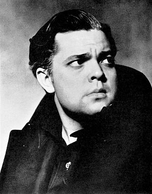 Mercury Theatre - Orson Welles as Brutus in Caesar (1937–38)