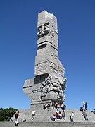 Westerplatte-Denkmal Danzig 2010