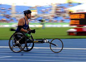 Wheelchair racing at 2007 Parapan American Games, Rio de Janeiro