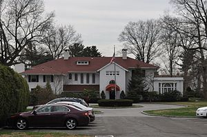 Woman's Club of White Plains - Image: White Plains NY Womens Club