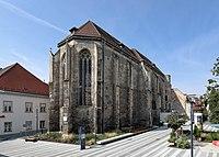 Wiener Neustadt - ehemalige Klosterkirche der Dominikanerinnen (1).JPG