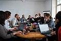 WikiSCI workcamp 01.jpg