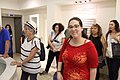 Wiki Loves Monuments 2016 in Israel Tour of the Lehi Museum IMG 1154.JPG