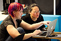 Wikimedia Hackathon San Francisco 99.jpg