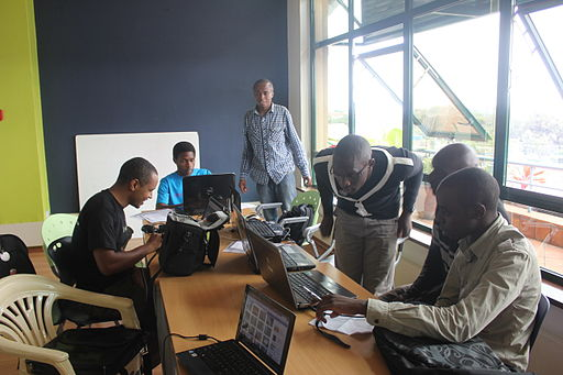 Wikimedians in Kenya