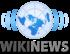 the Wikinews globe logo