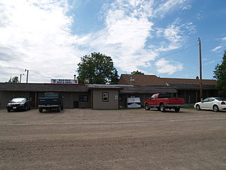 Wild Rice, North Dakota - Image: Wild Rice Bar & Grill
