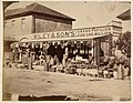 Wiley and Son's (basket wholesale warehouse, Park Street, Sydney), 1858, by William Blackwood (4067222348).jpg