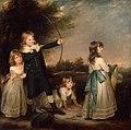 William Beechey - The Oddie Children (1789).jpg