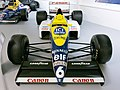 Williams FW12C front Donington Grand Prix Collection.jpg