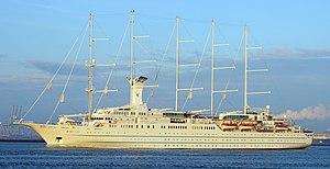 Windstar Cruises Wikipedia - Windsong cruise ship