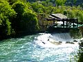 With the source of the river Buna, Blagaj - Mostar - panoramio.jpg