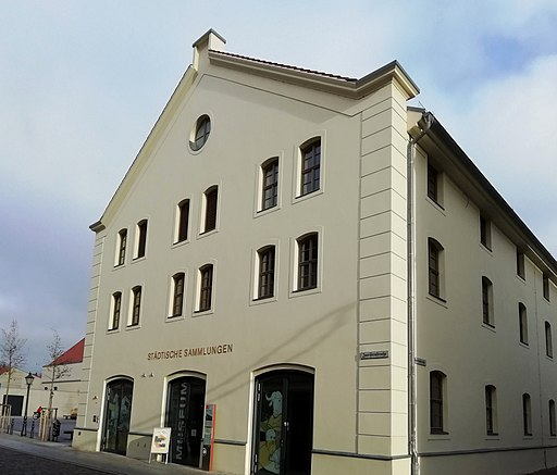 Wittenberg - Museum im Zeughaus