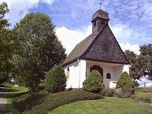 Werner of Oberwesel - Saint Werner's Chapel, Womrath