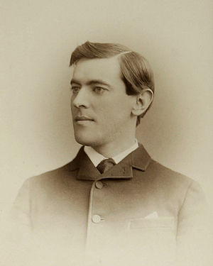 Woodrow Wilson - Wilson c. mid-1870s