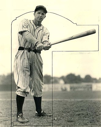 Woody Abernathy (outfielder) - Image: Woody Abernathy Sporting News