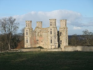 Wothorpe - Image: Wothorpe Towers geograph.org.uk 1621167