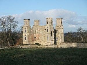 Wothorpe - Image: Wothorpe Towers geograph.org.uk 1621167