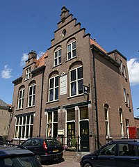 Woudrichem - rijksmonument 521374 - Molenstraat 10 20120630.jpg