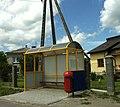 Wróblik Królewski, autobusová zastávka.jpg