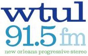 WTUL - Image: Wtul New Orleans