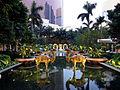 Wynn Macau Resort Swimming Pool 2011.jpg