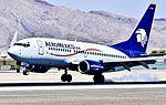 XA-CYM AeroMexico 2007 Boeing 737-752 C-N 35124 (7167492502).jpg
