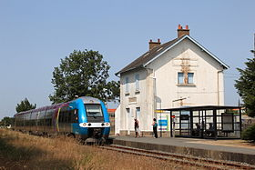 Image illustrative de l'article Gare de Saint-Hilaire-de-Riez