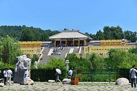 Xuanyuan Temple in Yan%27an, Shaanxi (2)