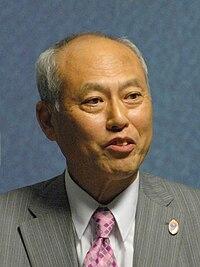 Yōichi Masuzoe, Governor of Tokyo (cropped).jpg
