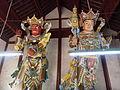 Yangzhou - Jingzhong Temple - statues - P1070162.JPG