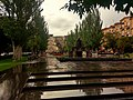 Yerevan Cascade rainy day.jpg