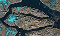 Ymer Island - Landsat TM 230.jpg