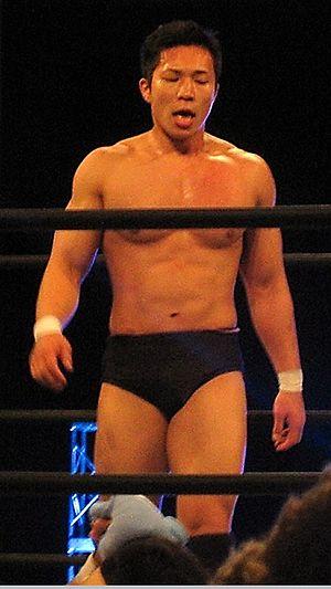 Yohei Komatsu - Komatsu in March 2015