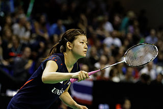 Ayaka Takahashi Badminton player