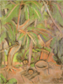 YorozuTetsugorō-1919-By the Well.png