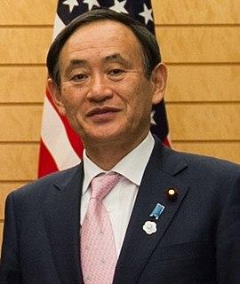Chief Cabinet Secretary position