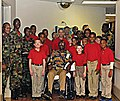 Young Marines visit veterans at Carl Vinson VA Medical Center.jpg