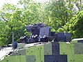 Yunpao APC Remote Control Grenade Launcher Mount 20120908.jpg