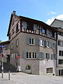 Zürich - Grossmünster - Haus zur Sul IMG 1314.JPG