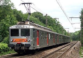 SNCF Class Z 5300 - Image: Z5353