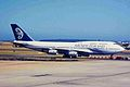 ZK-NBS 2 B747-419 Air New Zealand SYD 05JAN99 (6582231555).jpg
