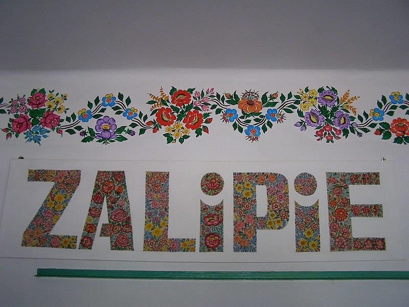my dalliance with…zalipie & batak