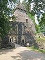 Zamek Grodziec, brama (8).JPG