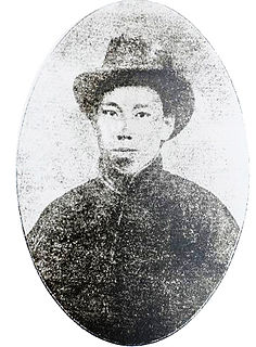 Zhan Dabei Chinese revolutionary and politician